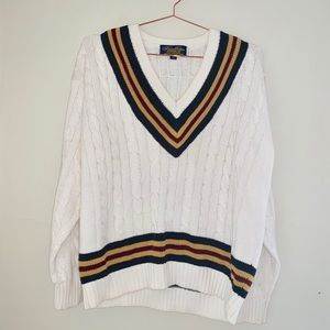 Brooks Brother Tennis Sweater